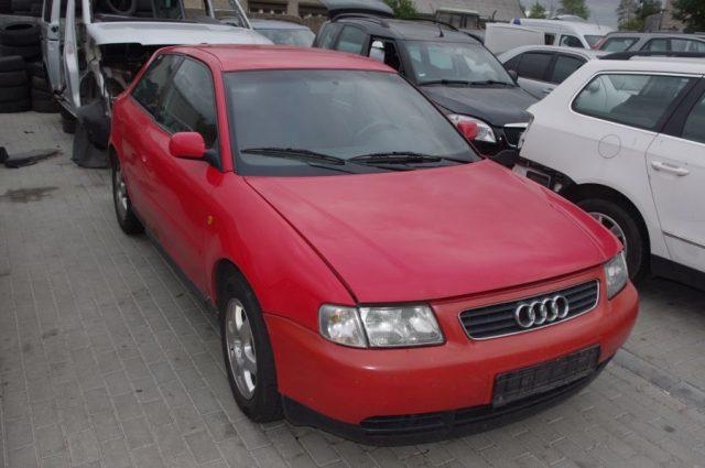 Audi A3, 1.6l Benzinas, Hečbekas 1999m