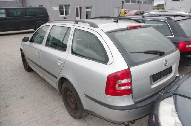 Škoda Octavia, 2.0l Dyzelinas, Hečbekas 2006m