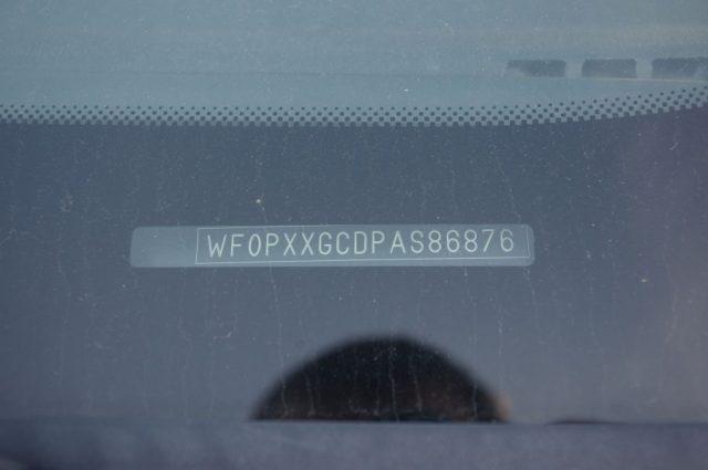 Ford Focus, 1.6l Dyzelinas, Hečbekas 2010m