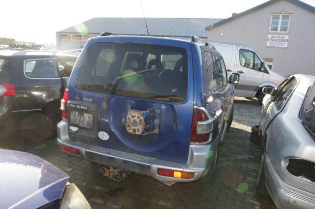 Mitsubishi Pajero, 3.2l Dyzelinas, Visureigis 2002m