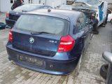 BMW 1, 1.8l Dyzelinas, Hečbekas 2008m