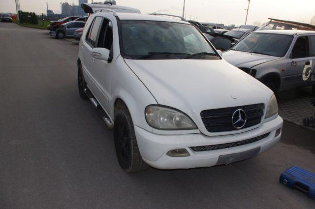 Mercedes ML, 2.7l Dyzelinas, Visureigis 2001m