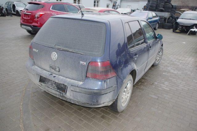 VW Golf, 1.9l Dyzelinas, Hečbekas 1999m