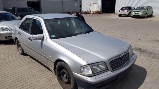 Mercedes C, 2.2l Dyzelinas, Sedanas 1998m