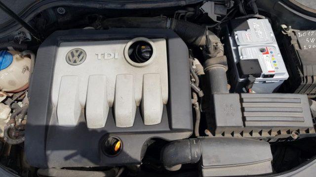 VW Passat, 2.0l Dyzelinas, Sedanas 2006m