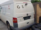 VW Transporter, 2.5l Dyzelinas, Krovininis 2005m