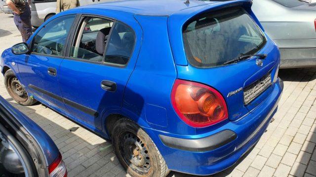 Nissan Almera, 2.2l Dyzelinas, Hečbekas 2002m