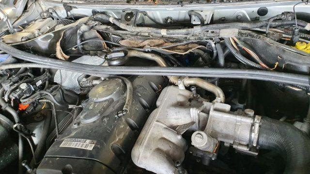 VW Touareg, 2.5l Dyzelinas, Visureigis 2007m