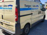 Renault Trafic, 2.0l Dyzelinas, Krovininis 2005m