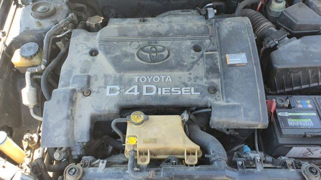 Toyota Avensis, 2.0l Dyzelinas, Hečbekas 2002m