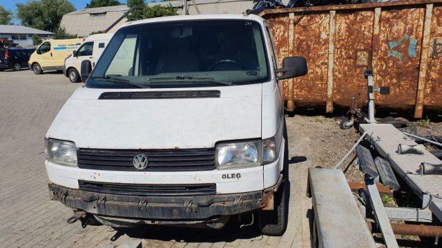 VW Transporter, 2.4l Dyzelinas, Keleivinis 1996m
