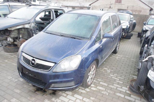 Opel Zafira, 1.9l Dyzelinas, Keleivinis 2006m