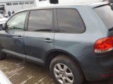 VW Touareg, 3.0l Dyzelinas, Visureigis 2007m