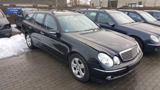 Mercedes E, 2.6l Benzinas, Universalas 2006m