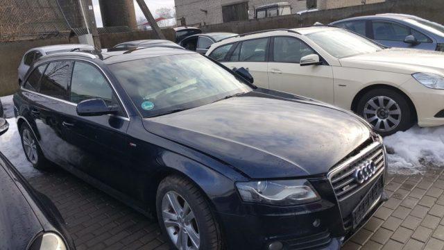 Audi A4, 2.7l Dyzelinas, Universalas 2010m