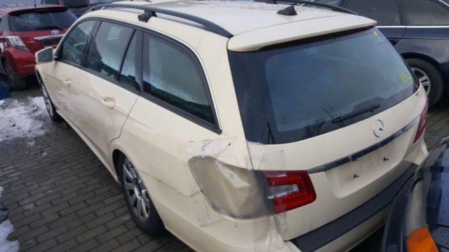 Mercedes E, 2.2l Dyzelinas, Universalas 2011m