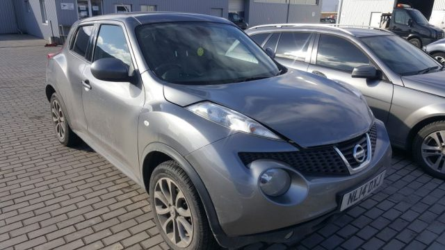 Nissan Juke, 1.6l Benzinas, Hečbekas 2014m