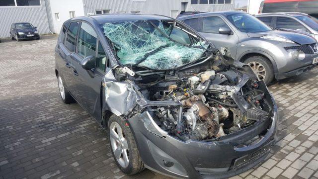 Opel Meriva, 1.4l Benzinas, Vienatūris 2014m